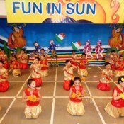 Fun In Sun-A Spectrum of Learning and Entertainment