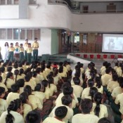 St. Kabir School, Naranpura Marches Towards Environment Protection Assemblies (YMP)!!!