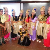 St. Kabir School, Naranpura performs at the ESD Conference