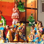 St. Kabir School, Naranpura Won the Inter-Branch Garba Competition