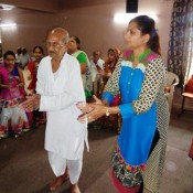 Kabirians visit to Jeevan Sandhya-The Second Inning House