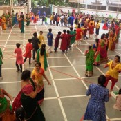 Navratri Celebrations at St.Kabir School , Naranpura