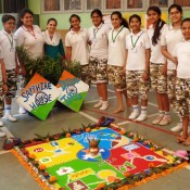 I.H. Rangoli Competition 2016-17 (NAR)