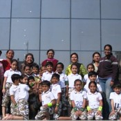 Naranpura owned the Day 03 of Annual Sports Meet of St.Kabir School