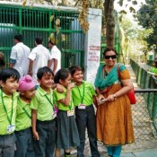 EDUCATIONAL TRIP TO KANKARIA (ZOO)