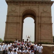 Students of St. Kabir - Naranpura and Navrangpura learnt a lot during the Educational Trip to New Delhi and places around