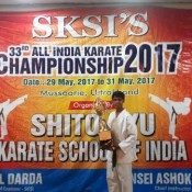 KARATE CHAMP INDEED..!! (DRIVE IN NEW)