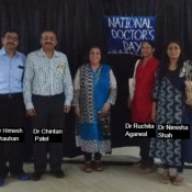 Kabirians celebrate National Doctor's Day!