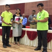 St. Kabir Boys Outshine in the Interschool Sports Quiz Competition