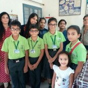 Kabirian pays a visit to orphanage on the occasion of Diwali