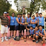 XAVIERS LOYALA U-14 BASKET BALL TOURNAMENT