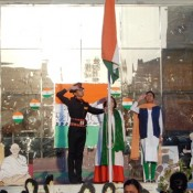 PATRIOTISM UNFURLED..!! (DRIVE IN NEW)