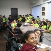 KABIRIANS ENJOY THE ENLIGHTENING TRIP TO HAVMOR AND PARLE – G….  (DRIVE IN NEW)