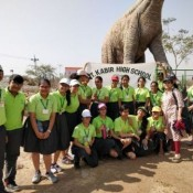 VISIT TO BALASINOR JURASSIC PARK, GUJARAT