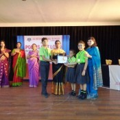 Kabirians outshine at JG International Interschool Poem Recitation Competition - 'Poems Out Loud'