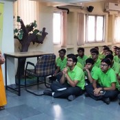 ORGAN DONATION AWARENESS CAMPAIGN at ST. KABIR, NARANPURA