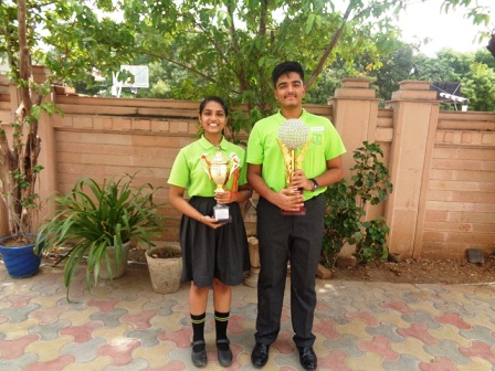 PHOTO 1 OF HEAD BOY AND HEAD GIRL-DIN