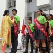 THE REMARKABLE INVESTITURE CEREMONY AT ST. KABIR SCHOOL