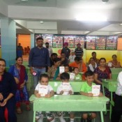 MEASLES AND RUBELLA VACCINATION DRIVE AT ST. KABIR SCHOOL – DRIVE IN NEW
