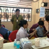 MR VACCINATION DRIVE AT ST. KABIR SCHOOL, NAVRANGPURA