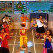 MAGNIFICENT KRISHNASHTAMI CELEBRATION AT ST. KABIR SCHOOL  (DRIVE IN NEW)