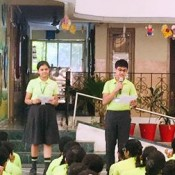 National Unity Day Celebration @ ST. KABIR SCHOOL, NARANPURA