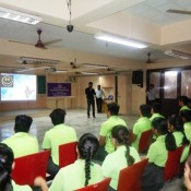 INCOME TAX AWARENESS PROGRAMME AT ST. KABIR SCHOOL  (DRIVE IN NEW)