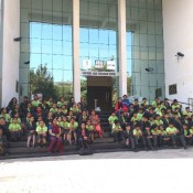 Field trip at Parle G factory, GVK EMRI 108, Vintage car Museum and Havmor Ice cream Factory
