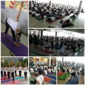 5th INTERNATIONAL YOGA DAY (DIO)