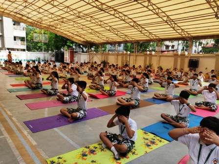 International yoga Day St.Kabir Nar (5)