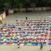 "St. Kabir School ""stretches"" its holistic horizons!!"