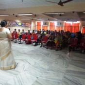 'EFFECTIVE LEARNING FOR THE SLOW LEARNERS' WORKSHOP HELD AT ST. KABIR SCHOOL