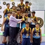 ST KABIR WON PREMIER LEAGUE UNDER 14 IS BASKET BALL CHAMPIONSHIP