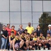 A CLEAN SWEEP BY DRIVE IN NEW IN INTER BRANCH BASKETBALL TOURNAMENT…