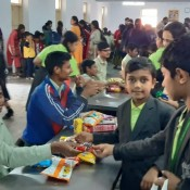 "Giving is not just about making a donation, it is about making a difference."" (NAV)"