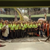 KABIRIANS LEARNT AS WELL AS ENJOYED VISITING INDIA'S JURASSIC PARK…..  (DRIVE IN NEW)