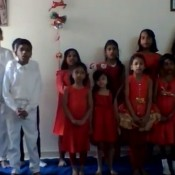 CHRISTMAS CELEBRATIONS AT ST. KABIR SCHOOL DRIVE IN OLD