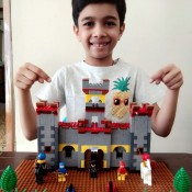 PARTH CHAVDA FROM ST. KABIR SCHOOL IS  A MASTER OF BLOCK BUILDING….