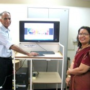 LAUNCHING OF THE NEW WEBSITE 'A MOMENT TO CHERISH'