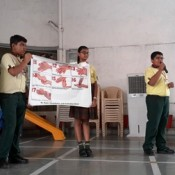 SWACHHAGRAHI ST. KABIR SCHOOL, NARANPURA BEGINS WITH A BANG……….
