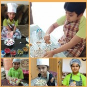 Cooking Along With Learning Is Perfect Activity For Kids