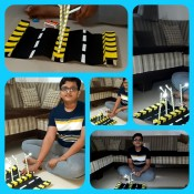 CREATIVE KABIRIANS GAVE WINGS TO THEIR IMAGINATION BY CREATING 3D MODELS…..