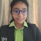 Bushra Hawa from St Kabir, Navrangpura bags 1st Postion at 'Eloquence- 2021'