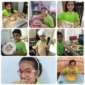 NATIONAL NUTRITION WEEK CELEBRATED AT ST. KABIR SCHOOL