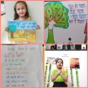 Kabirians Celebrated Hindi Diwas With Great Enthusiasm