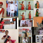 MONOACTING COMPETITION AT ST. KABIR SCHOOL