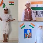St. Kabir Celebrates Gandhi Jayanti Virtually